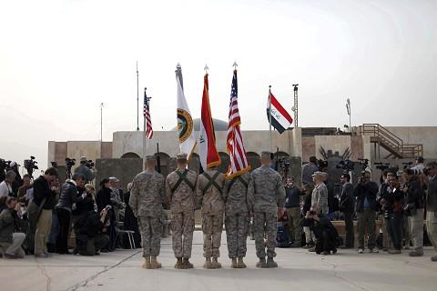 US Marks End of Iraq Military Mission