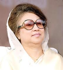 Khaleda to lead road march towards Chittagong Sunday