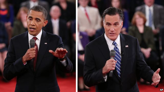 Obama, Romney Race to Close Election Finish