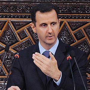 Syrian President Offers Opponents General Amnesty