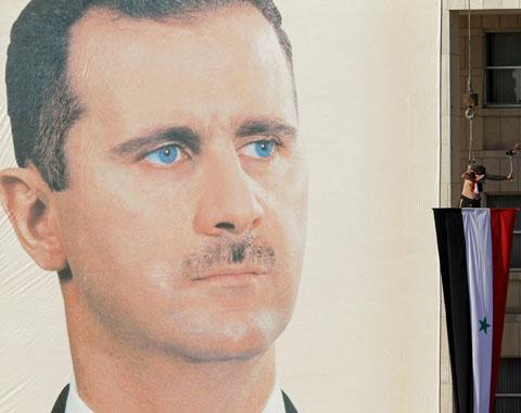 Syria's Assad Disclaims Responsibility for Protest Deaths