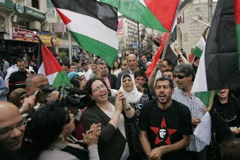 Palestinian Reconciliation Deal Sparks Small Celebrations and Skepticism
